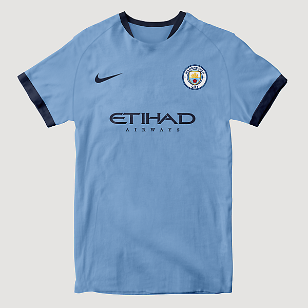 Manchester City Home 2018/2019