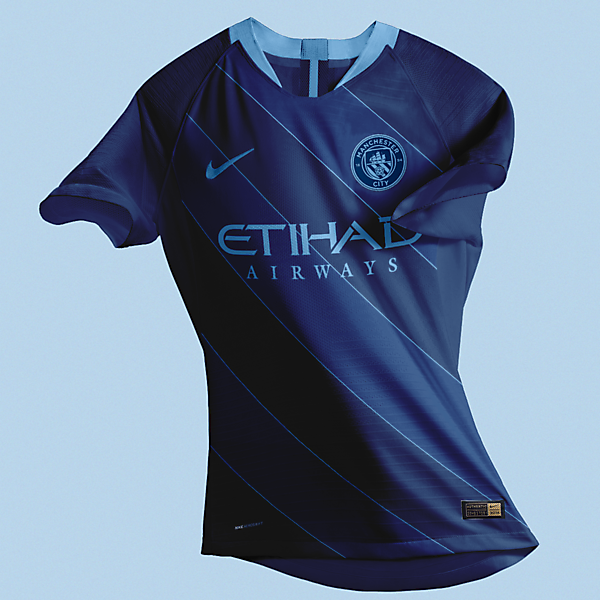 Manchester City Third Concept Kit