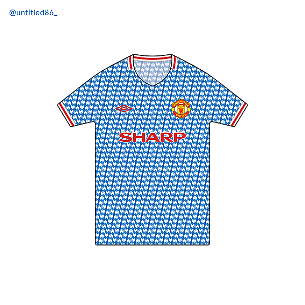 Manchester United • Away