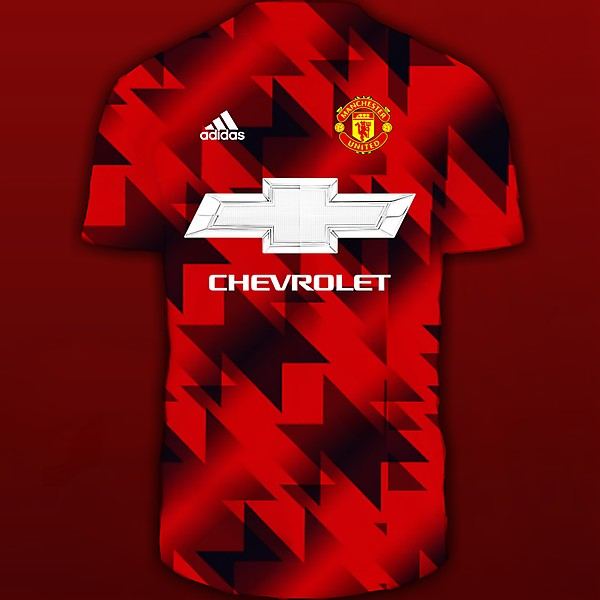 Manchester United Concept shirt