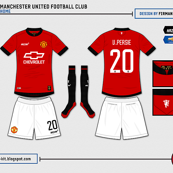 Manchester United F.C. Home
