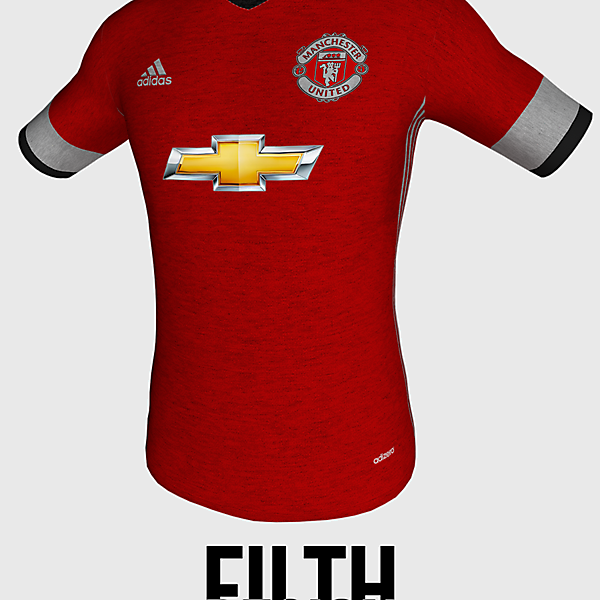 Manchester United Home Design