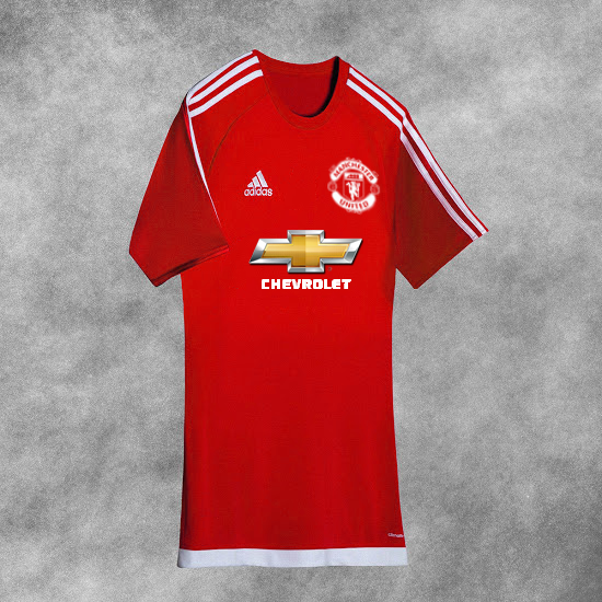 Manchester United Kits Home 2017