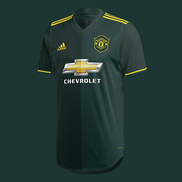 Manchester United x Adidas