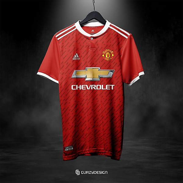 Manchester UTD | Home Concept