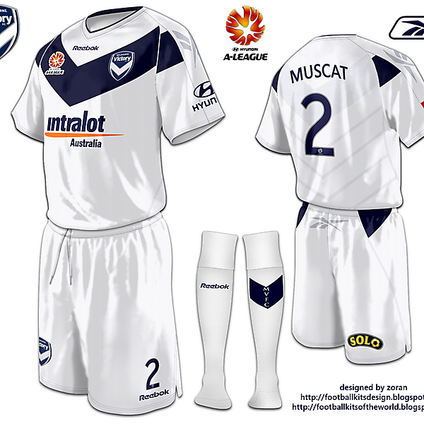 Melbourne Victory fantasy away