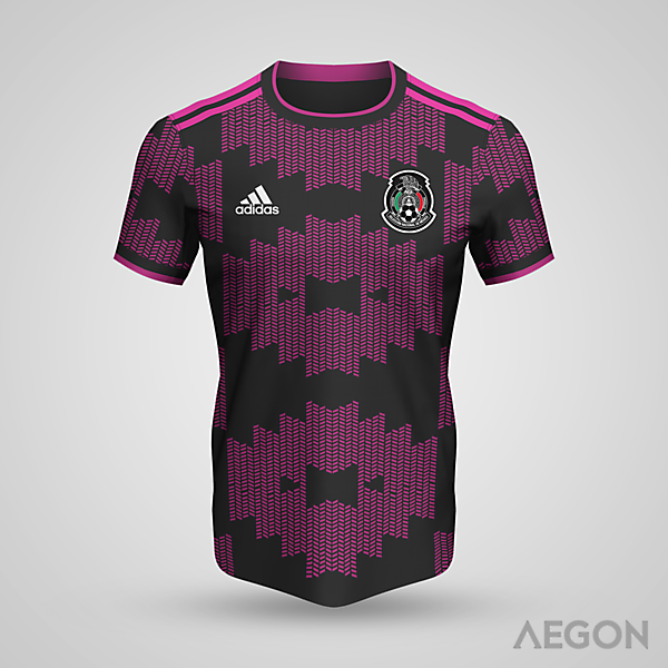 Mexico Home Kit 2020