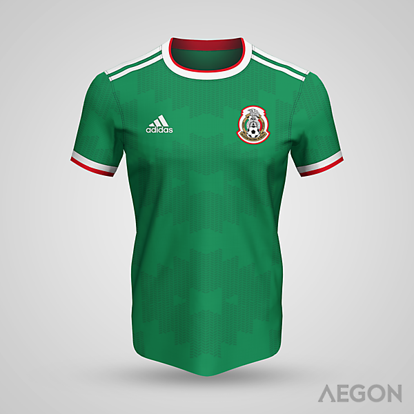 Mexico Home Kit Concept
