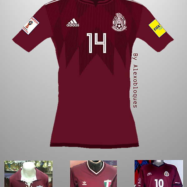 México Third Kit