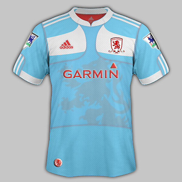 M\'Brough New Kits For 09/10