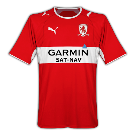 Middlesborough Home