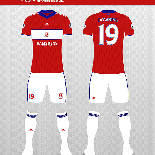 Middlesbrough FC Home