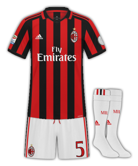 Milan home kit