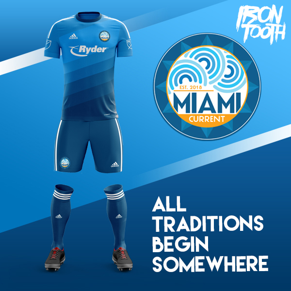 MLS 2024 Project - Franchise #1: Miami - Away Kit