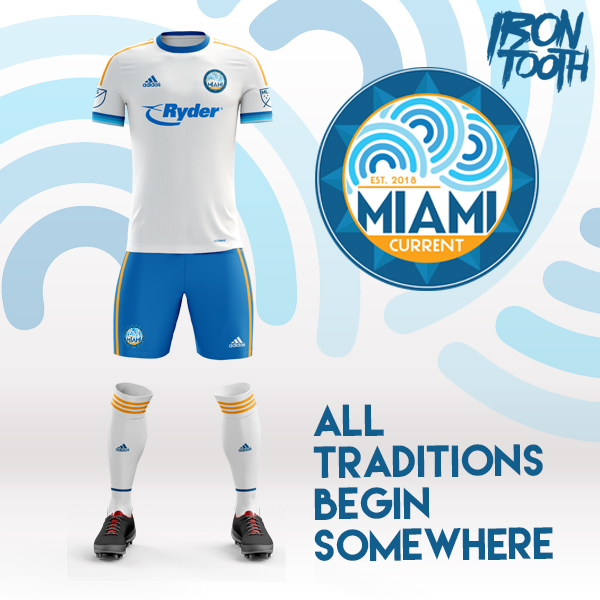 MLS 2024 Project - Franchise #1: Miami - Home Kit