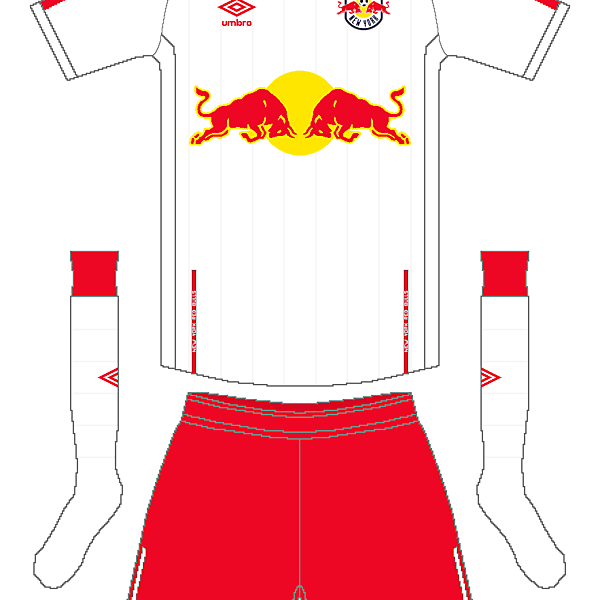 MLS x Umbro - NY Red Bulls Home