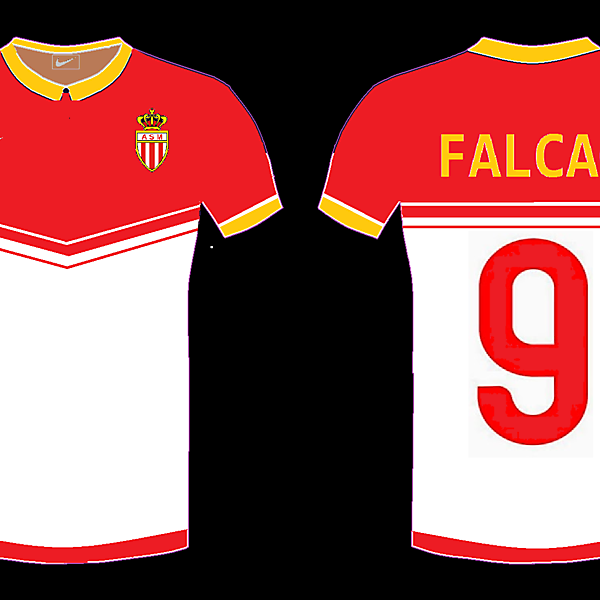 Monaco Nike Fantasy Home Kit