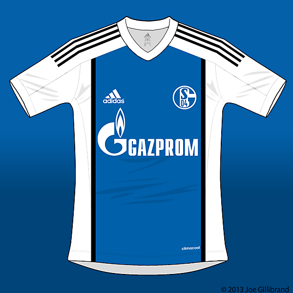 Monochrome Series - Schalke