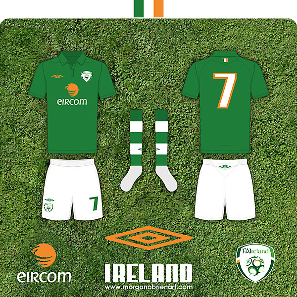 Ireland Home Kit (Sponsor)