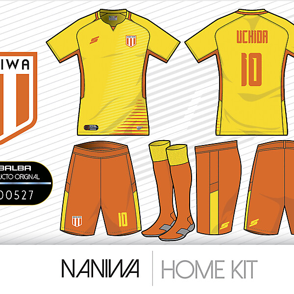 Naniwa Home kit