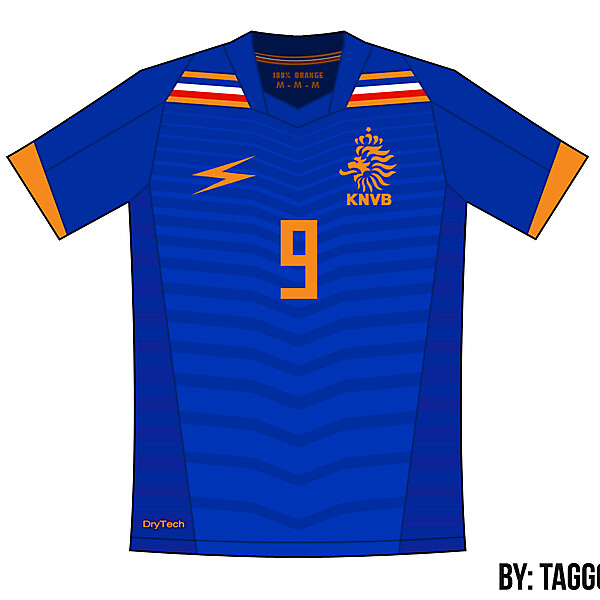 Nederlands Away Kit