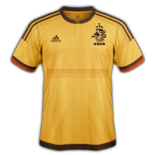 Netherlands Adidas Home Concept