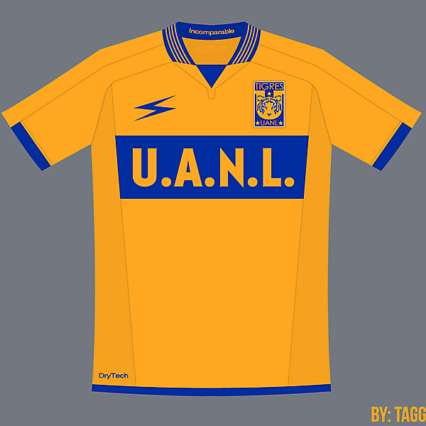 Tigres UANL Home Kit