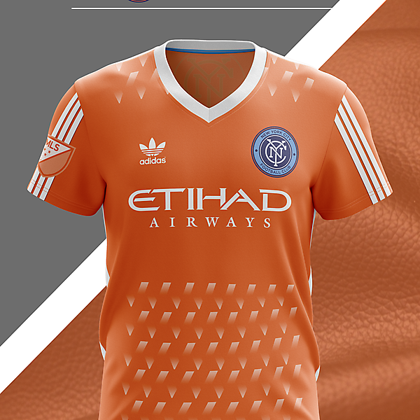 New York City FC - alternate