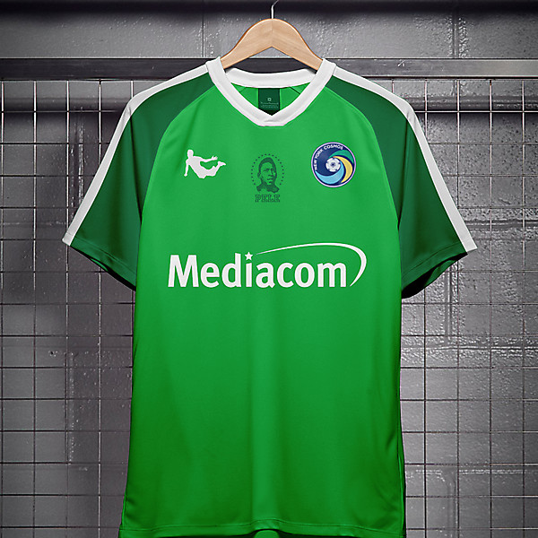 New York Cosmos - Home Kit