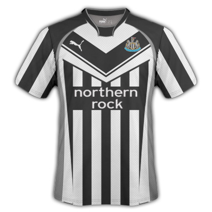 Newcastle Fantasy Kit (Puma) Home