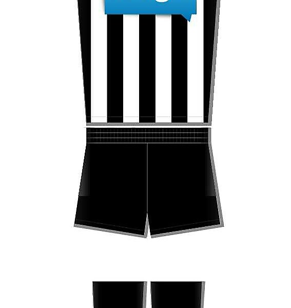 Newcastle United home kit 14-15
