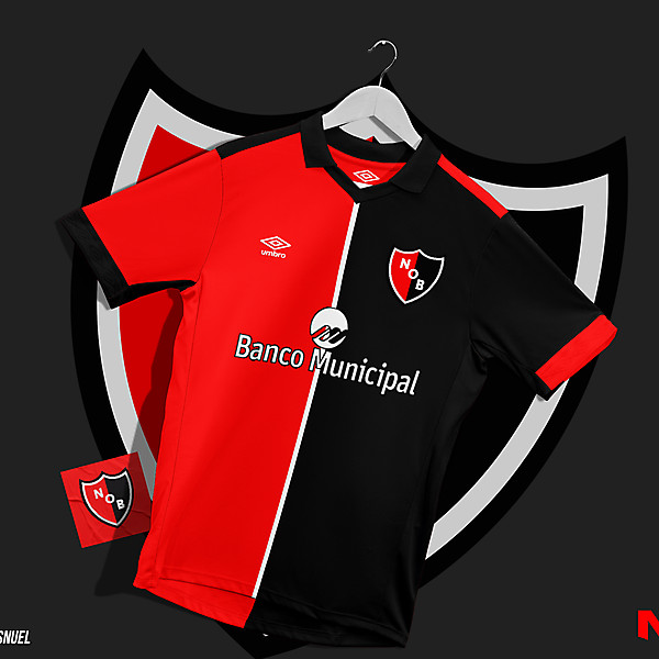 Newell's Old Boys - Home Kit Concept