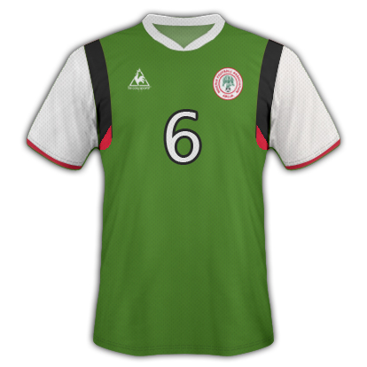 World Cup 2010 - Nigeria