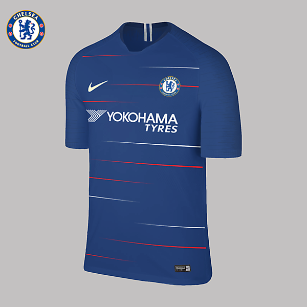 Nike Chelsea Home 2018/2019 Concept