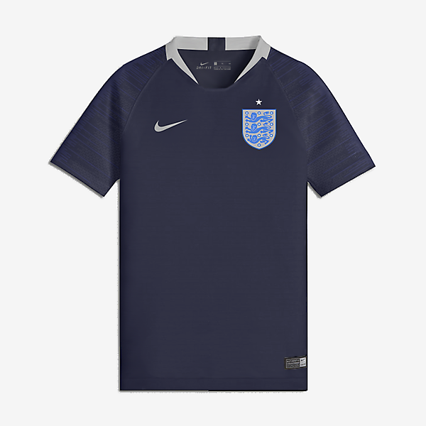 Nike England Third Jersey Concept