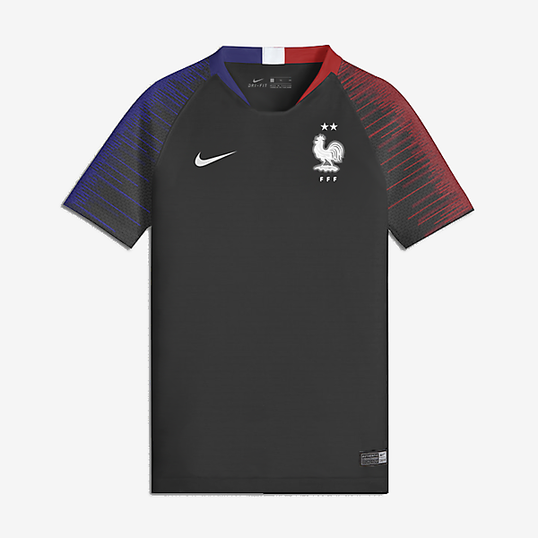 Nike France Third Jersey Concept