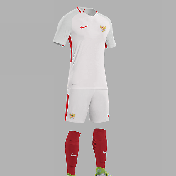 Nike Indonesia National Team Away Concept