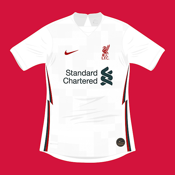 Nike Liverpool FC 2020-21 Away Kit (2019-20 inspired)