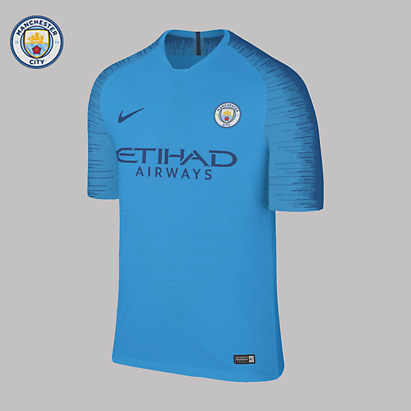 Nike Manchester City Home 2018/2019 Concept