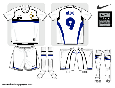 Inter Milan Away Shirt