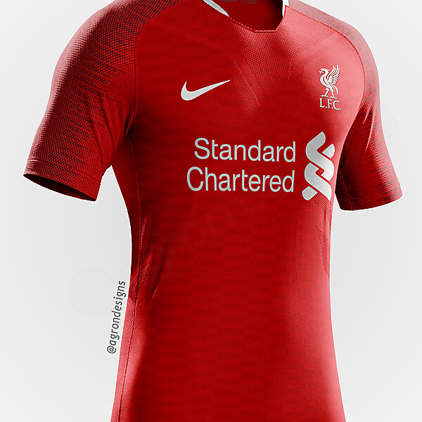 NIKE_VAPOR_LIVERPOOL HOME KIT CONCEPT