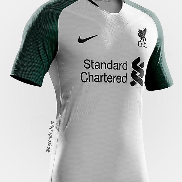 NIKE_VAPOR_LIVERPOOL AWAY KIT CONCEPT