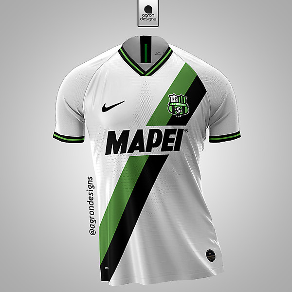 NIKE X US SASSUOLO AWAY KIT CONCEPT
