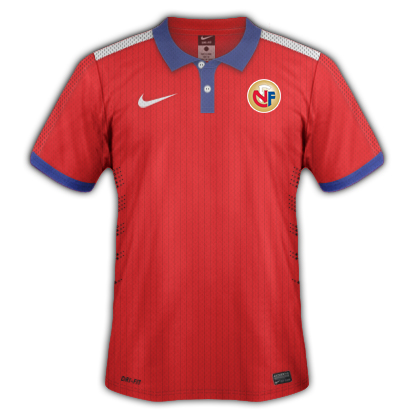 Norway national team fantasy kit