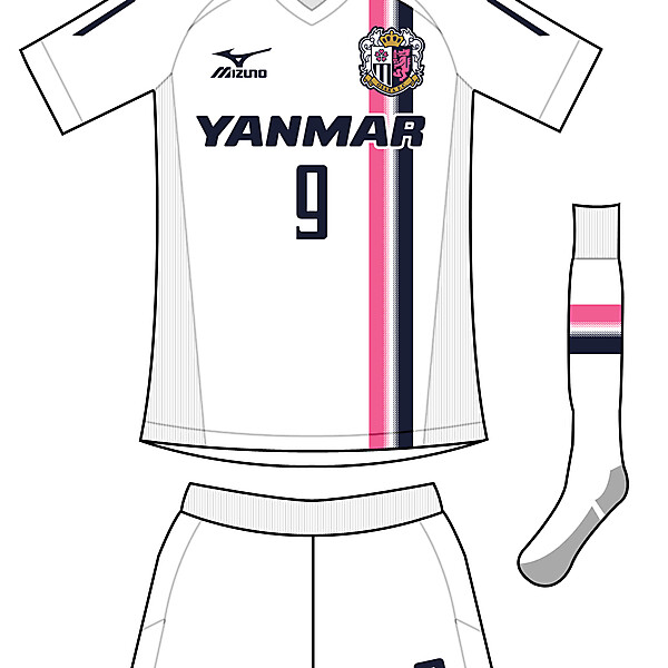 (Not for Comp) Cerezo Osaka F.C. away
