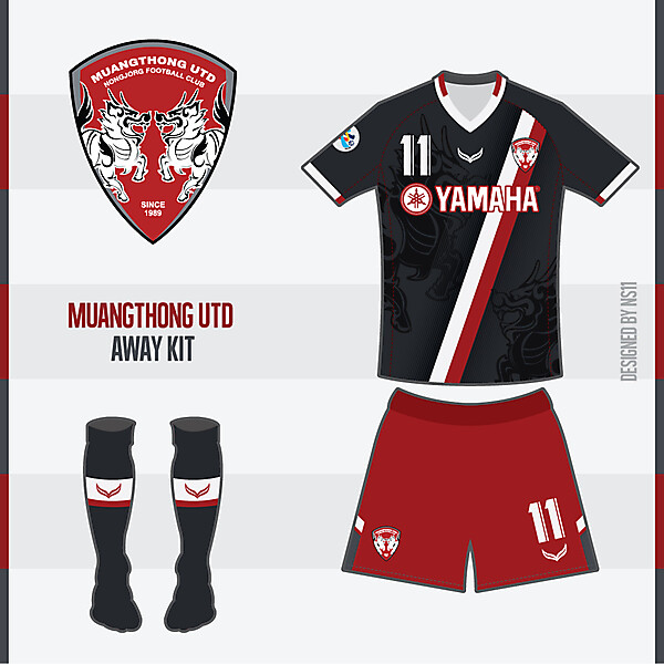 [not for comp] MUANGTHONG UTD_Away