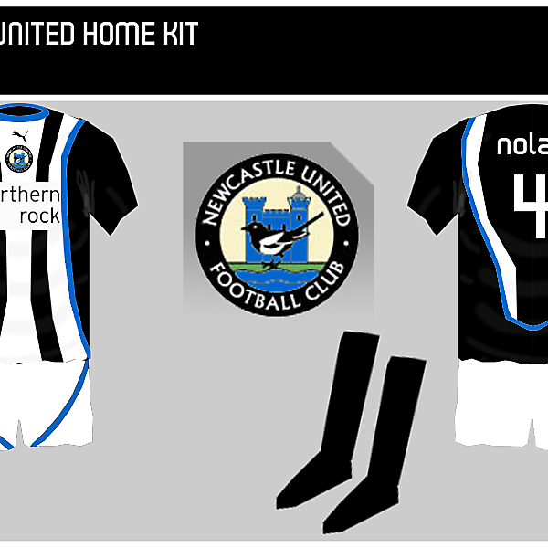 Newcastle Home Kit