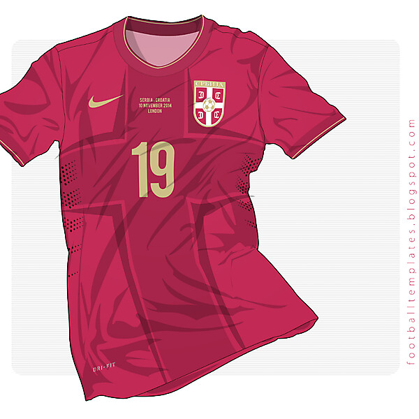 (Orig. Posted Dec. 2013) Serbia Home Kit
