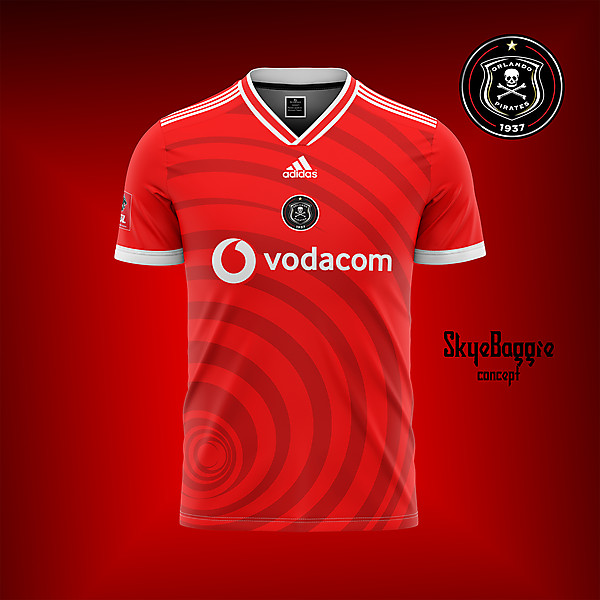 Orlando Pirates-change concept