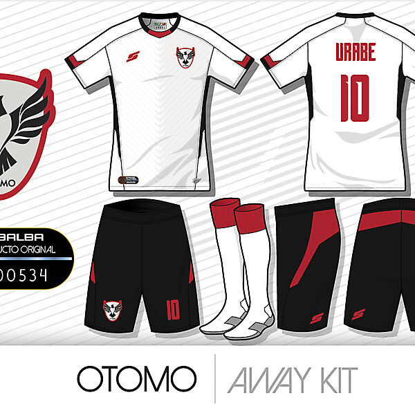 Otomo Away kit